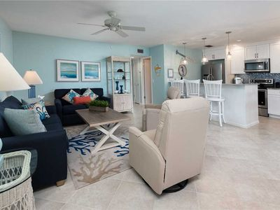 Photo for Unit G8: 2 BR / 2 BA partial gulf view in Sanibel, Sleeps 6