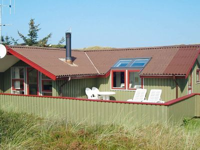 Photo for Modern Holiday Home in Vejers Strand with Terrace