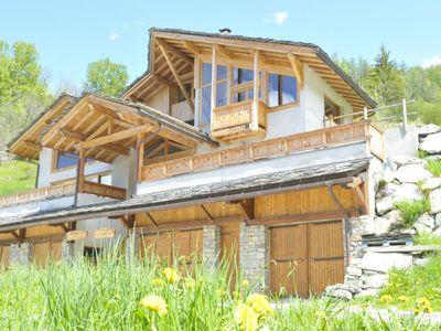 Photo for 7BR Chalet Vacation Rental in PEISEY-VALLANDRY