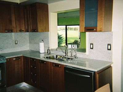 Newly renovated Kitchen with top of Line appliances and fully equipped