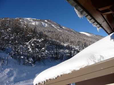 Photo for ALLOS Le Seignus - direct access to the pistes - 6/8 pers. with mezzanine