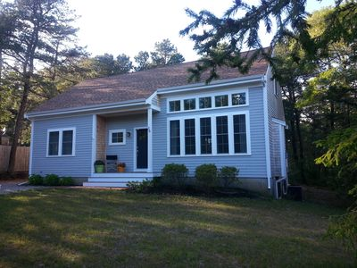 Photo for Cape Cod House built in 2014, great for family vacations  and spring weddings!