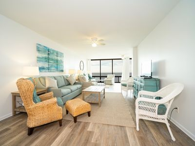 Photo for email for GREAT Spring rates! Penthouse unit 1505A Sleeps 12 Remodeled!