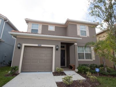 Photo for Modern Bargains - Paradise Palms Resort - Beautiful Contemporary 5 Beds 5 Baths Villa - 4 Miles To Disney