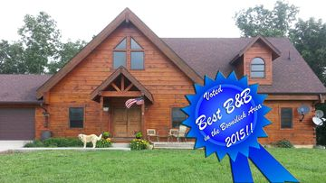 Hickory Springs Bed and Breakfast--near Boonville/Columbia