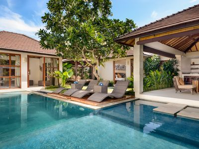 Photo for 3 bedroom Luxury Villa -Seminyak-Legian