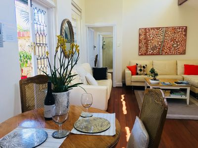 Photo for 1BR Guest House Vacation Rental in Fremantle, Washington