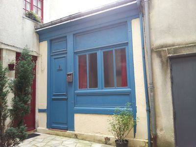 Photo for Maisonette / studio. Central Honfleur, quiet, 2 people