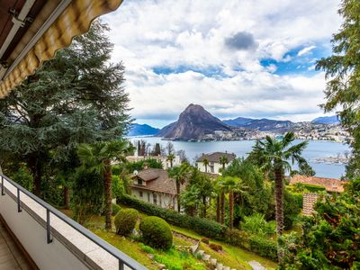 Photo for Elegant Villa Lugano Lake view - Villa Suvigliana