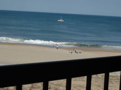 "Photo for OCEAN FRONT---SEA COLONY EAST---SPECIAL ""SPLASH"" SALE RATES NOW ON!!--2 BEDROOMS"