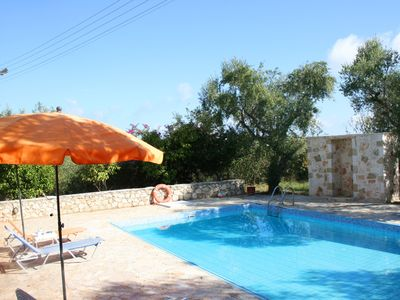Photo for Olive Grove-3 bedroom Villa with private pool