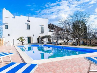 Photo for Villa Ella: A characteristic and welcoming two-story villa situated in a quiet location, a few minutes from the town center, with Free WI-FI.