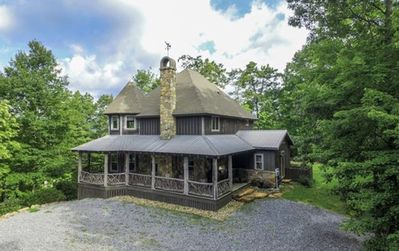 Photo for A Hidden Treasure with Stunning Views of the Blue Ridge Mountains