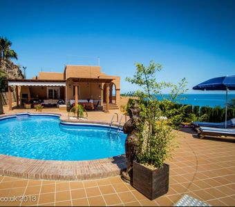Photo for Casa Redonda Exceptional Villa With Private Pool & Panoramic Views Over The Sea