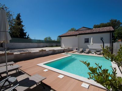 Photo for Cosy and lovely villa Trosti with a POOL