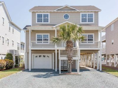 Photo for Dock Holiday! A beautiful 5BR/5BA Canal home with great beach access.