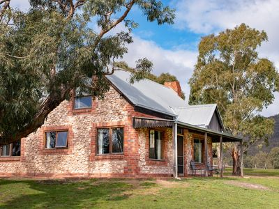 Photo for Grampians Pioneer Stone Cottage