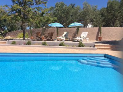 Photo for 2 Bedroom, Fully Air-conditioned Country House With Large Private Pool