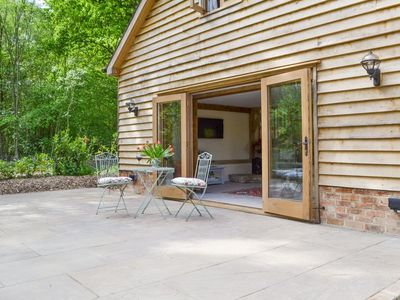 Photo for Beautiful, spacious cottage in peaceful location of the Sussex Weald