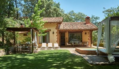 Photo for Self catering Complejo Rural El Escondite de Pedro Malillo for 8 people
