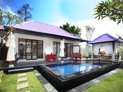 Amazing One Bedroom Pool Villa Kuta