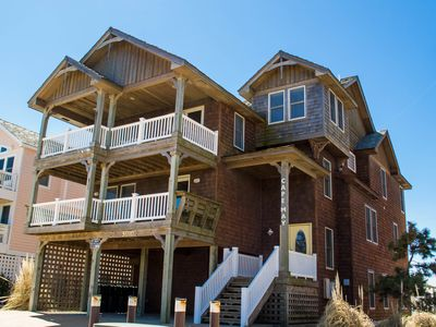 Photo for K1152 Cape May. Private Pool, Hot Tub, Elevator, Pets Allowed!