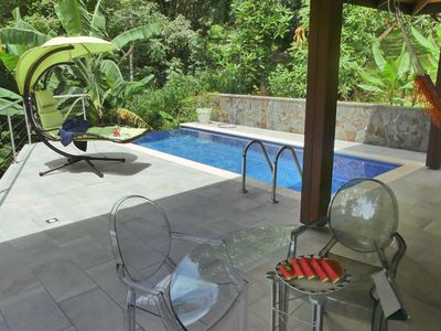 Photo for Your little, luxury jungle paradise with pool in excellent location