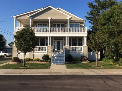 Photo for 5 Br 3 Full Baths OCEAN CITY RENTAL, Great for Large Families