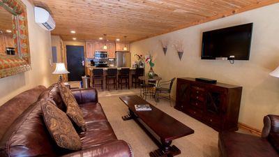 Photo for Located in the Heart of Park City with Mountain Style 1 Bedroom Condo