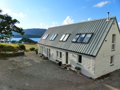Photo for Comfortable Cottage for 2 in the Heart of Argyll on a farm by lovely Loch Awe