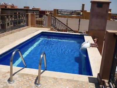 Photo for Apartment with rooftop pool, free transfer