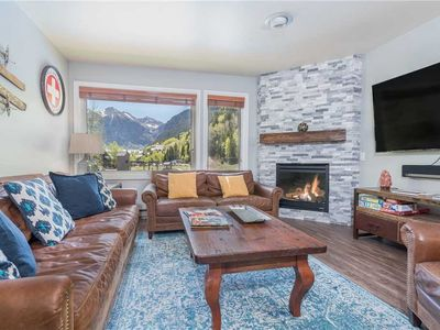 Photo for Stunning Remodel Overlooking Coonskin Lift Base With Box Canyon Views
