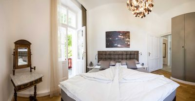 """Photo for Gallery-Apartment """"Refugium"""" - Apartments in the Villa Schodterer"""