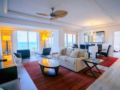 Photo for KEY BISCAYNE RITZ CARLTON- Presidential Suite