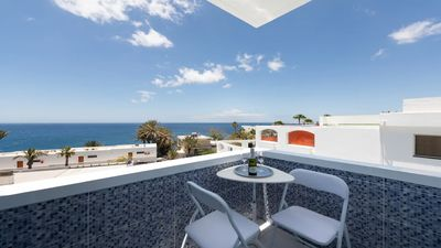"Photo for Modern and super cool apartment with stunning ocean view ""TOTAL LIGHT SOLARENA"""