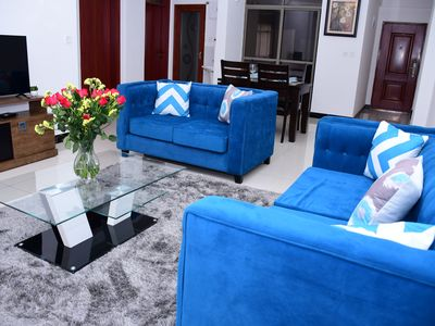 Photo for Clean ,Convinient and Secure Upscale Apartment with a close proximity to malls