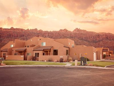 Photo for For your next Moab vacation, come stay in this well appointed townhouse!