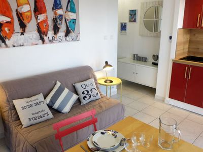 Photo for Apartment CARIOCA  in Canet - Plage, Pyrénées - Orientales - 3 persons, 1 bedroom
