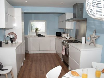 Photo for Beautiful refurbished 3 bedroomed cottage in the heart of Braunton