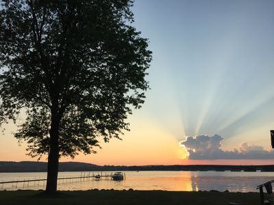 Photo for Chautauqua Lake (Bemus-Point-desirable) Excellent condition