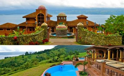 Photo for Beautiful Villa with Amazing view of Lake Arenal