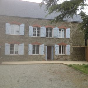Front view of the property