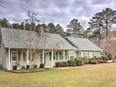 Photo for NEW! Fayetteville Home w/Yard & Deck - by Pinewood