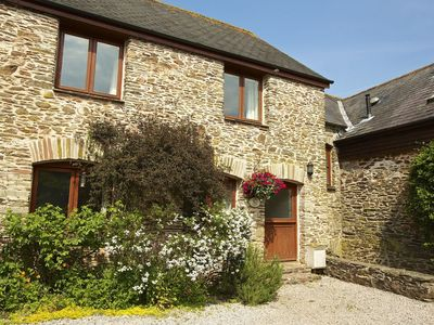 Photo for Courtyard cottage in Slapton, South Devon. 10 minutes drive to beach