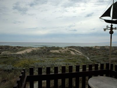 Photo for Monterey Dunes Beachfront no shoes needed to play in the sand...Book now without waiting!