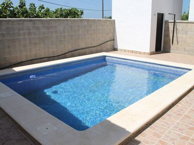 Photo for Holiday villa with private pool and BBQ
