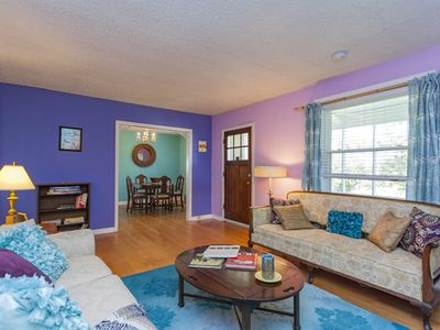 Photo for Location and Charm! 3 bdr in the 12 South Area