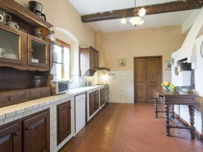 Photo for Vacation home Il Leccio in Vinci - 14 persons, 6 bedrooms