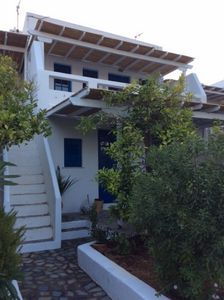 Photo for Sofias' Beachfront House welcomes you in Serifos