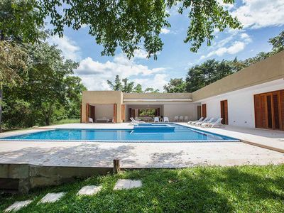 Anp002 - Beautiful villa with pool and 5 bedrooms in Anapoima